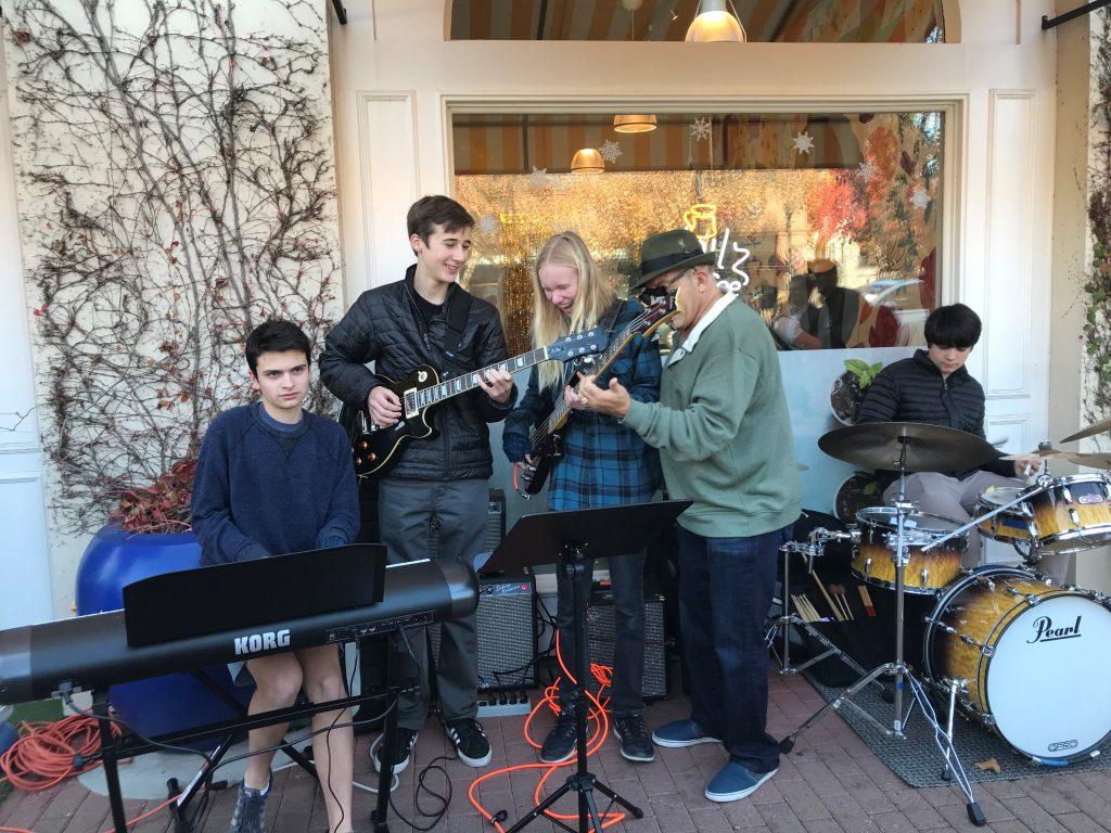 Acalanes Jazz Quartet