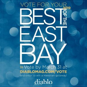 Best of the East Bay 2019 - VOTE!