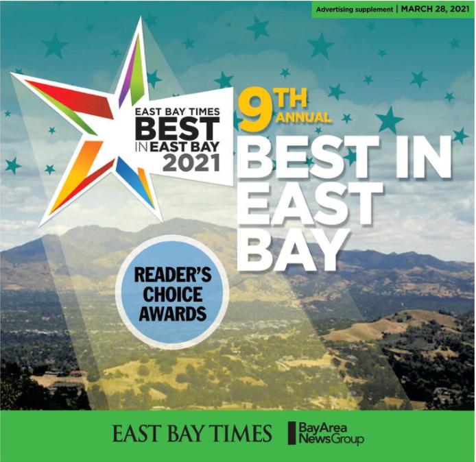 East Bay Times Best in East Bay