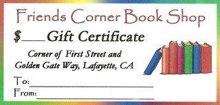 Friends Corner Book Shop