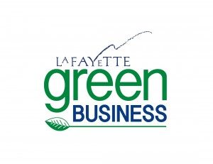 Lafayette Green Business Logo