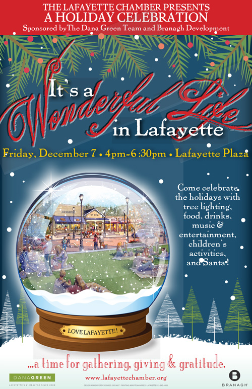 It's a Wonderful Life in Lafayette