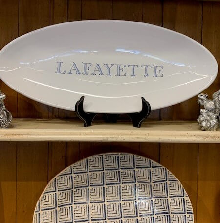 Lafayette Merchandise at Indigo and Poppy
