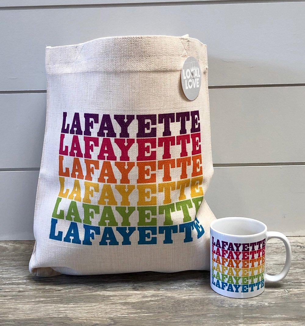 Lafayette Merchandise at Lemon Gift Shop