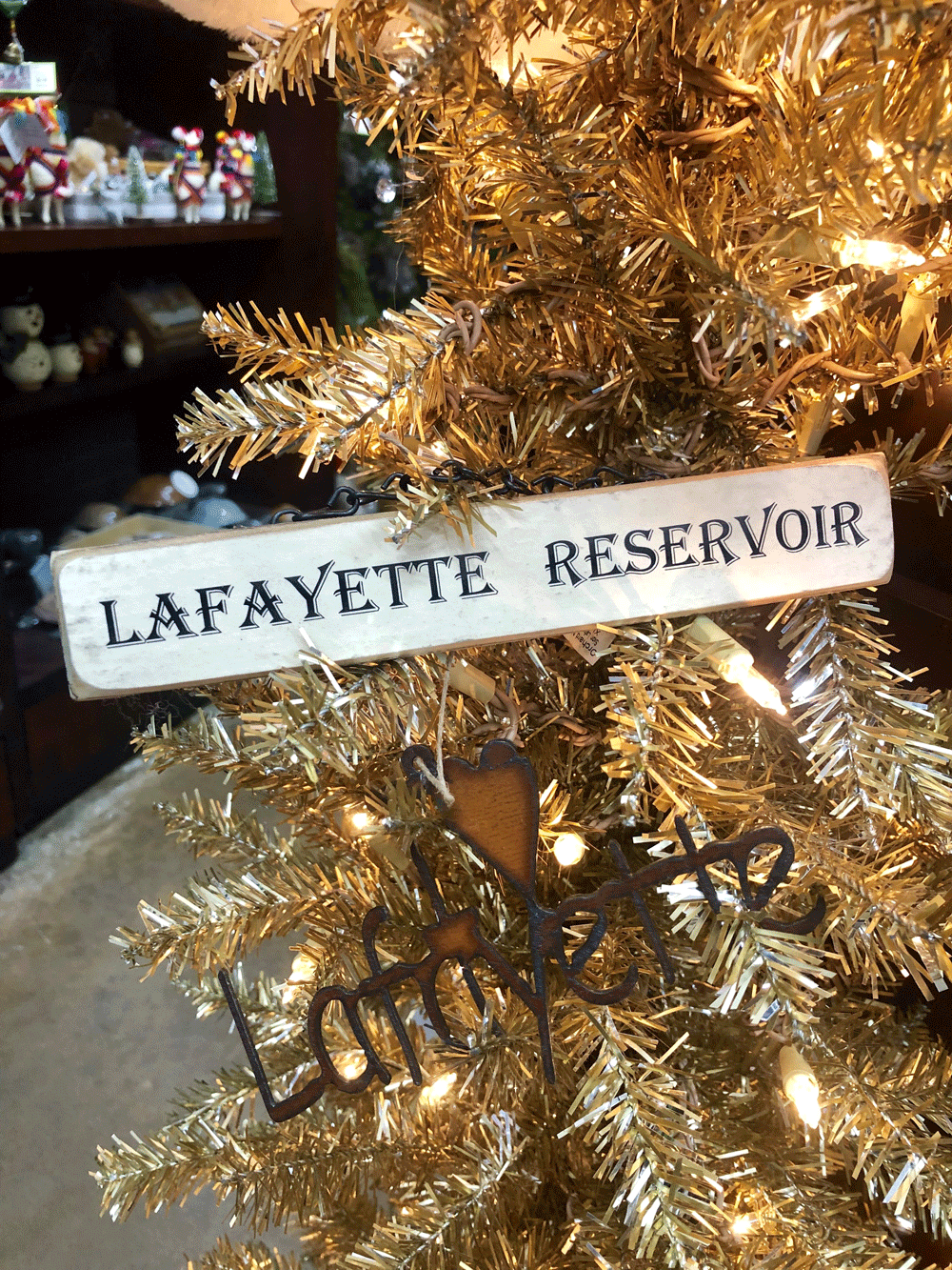 Lafayette Merchandise at Orchard Nursery