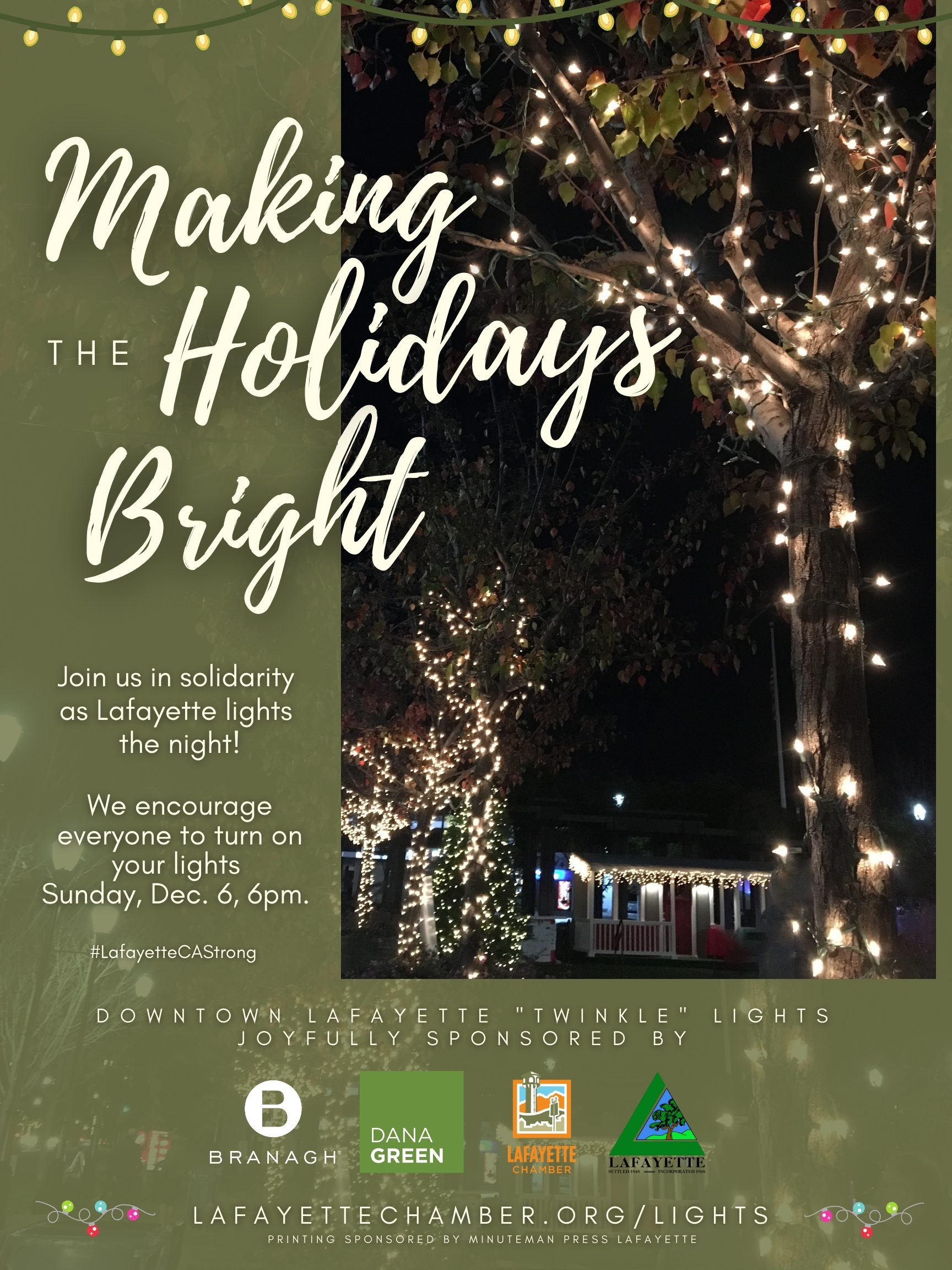 Making the Holidays Bright