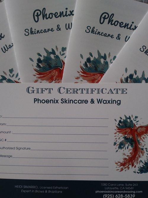 Phoenix Skincare & Waxing