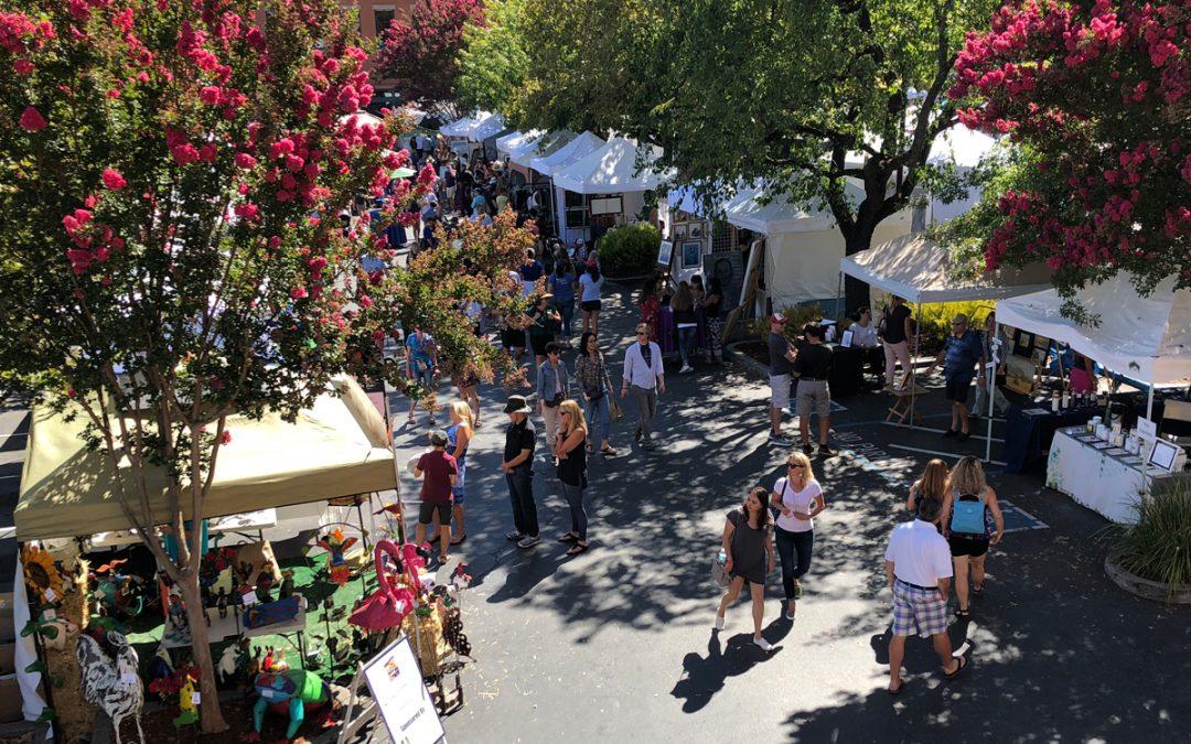 Lafayette Art & Wine Festival onward 2021