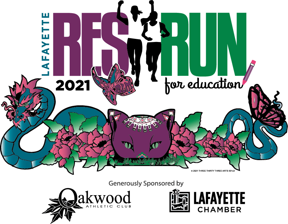 Lafayette Res Run for Education 2021