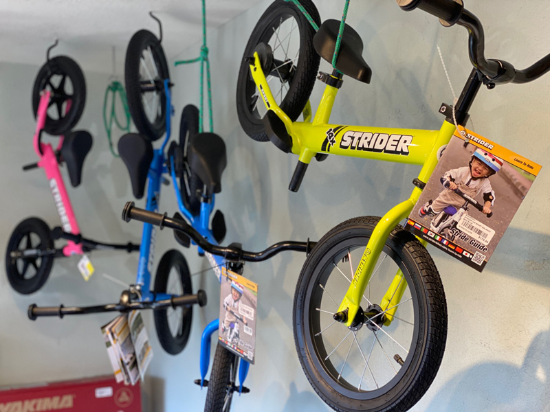 Sharp Bicycle