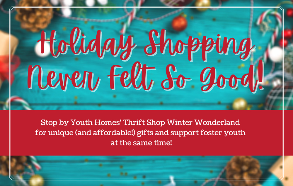 Youth Homes Thrift Shop