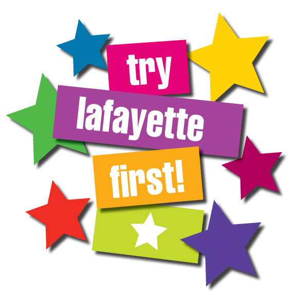 Try Lafayette First
